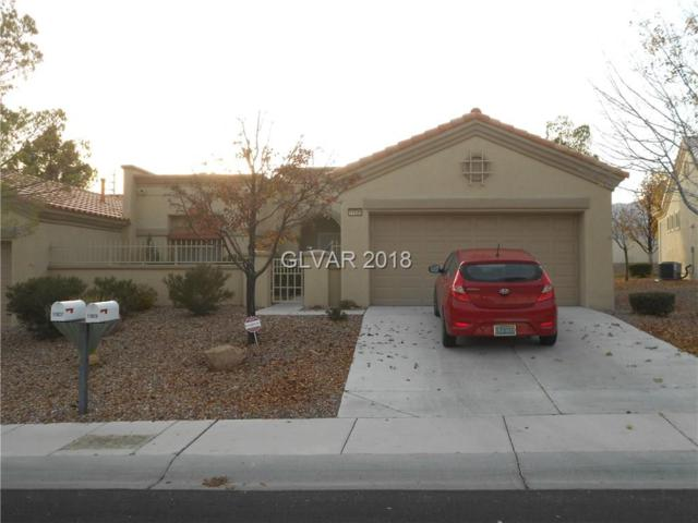 11029 Mission Lakes, Las Vegas, NV 89134 (MLS #2054522) :: The Snyder Group at Keller Williams Marketplace One