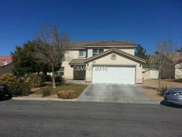 6472 Cayley, Las Vegas, NV 89110 (MLS #2054558) :: Signature Real Estate Group