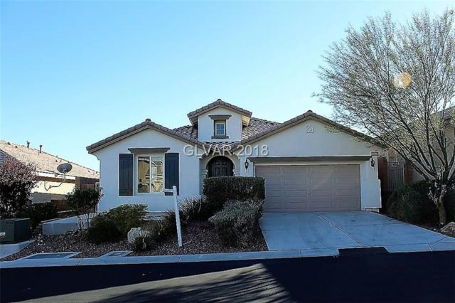 10339 Bays Mountain, Las Vegas, NV 89166 (MLS #2054680) :: The Snyder Group at Keller Williams Marketplace One