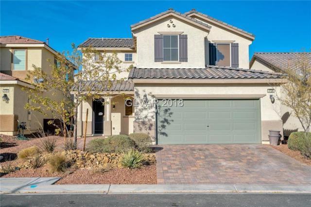 4128 Seclusion Bay, North Las Vegas, NV 89081 (MLS #2054810) :: Vestuto Realty Group