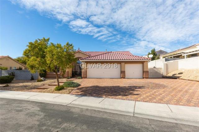 5909 Vista Luna, North Las Vegas, NV 89031 (MLS #2054826) :: The Snyder Group at Keller Williams Marketplace One
