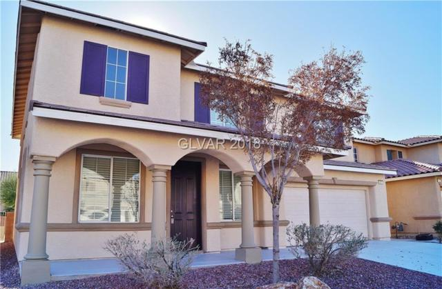 4021 Gaster, North Las Vegas, NV 89081 (MLS #2054881) :: The Snyder Group at Keller Williams Marketplace One