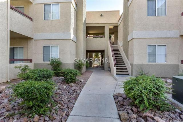 8600 Charleston #1058, Las Vegas, NV 89145 (MLS #2054899) :: Sennes Squier Realty Group