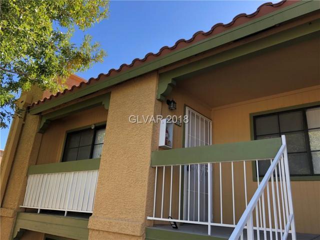 5122 Jones #205, Las Vegas, NV 89118 (MLS #2054932) :: Vestuto Realty Group