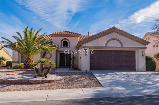 3012 Faiss, Las Vegas, NV 89134 (MLS #2054981) :: The Snyder Group at Keller Williams Marketplace One