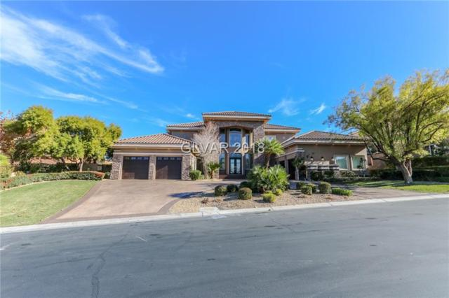 18 Anthem Pointe, Henderson, NV 89052 (MLS #2054995) :: The Snyder Group at Keller Williams Marketplace One
