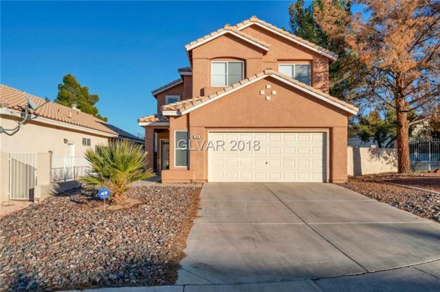 136 Serenade, Henderson, NV 89074 (MLS #2055082) :: The Snyder Group at Keller Williams Marketplace One