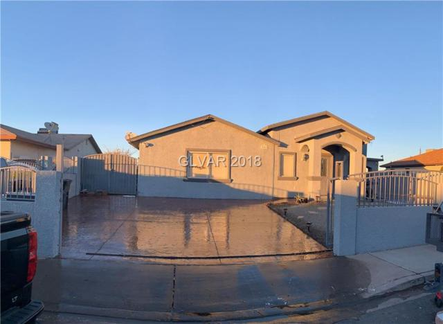 545 Rolly, Henderson, NV 89011 (MLS #2055109) :: The Snyder Group at Keller Williams Marketplace One