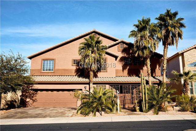 1308 Calle Cantar, Henderson, NV 89012 (MLS #2055116) :: Sennes Squier Realty Group