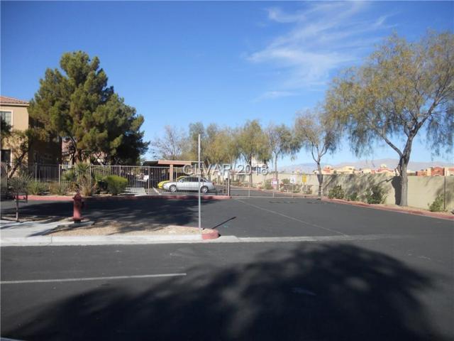 2191 Hussium Hills #107, Las Vegas, NV 89108 (MLS #2055160) :: Vestuto Realty Group