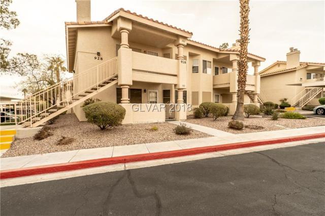 928 Rockview #102, Las Vegas, NV 89128 (MLS #2055170) :: Sennes Squier Realty Group