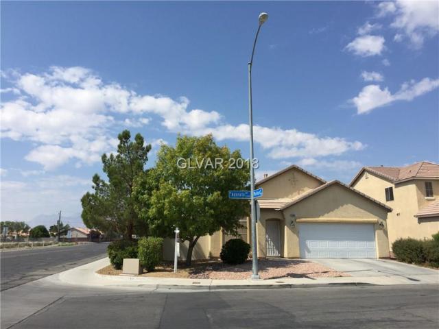 5205 Adorato, North Las Vegas, NV 89031 (MLS #2055180) :: Sennes Squier Realty Group