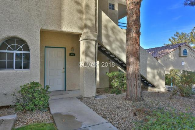 2251 Wigwam #1011, Henderson, NV 89074 (MLS #2055190) :: The Snyder Group at Keller Williams Marketplace One