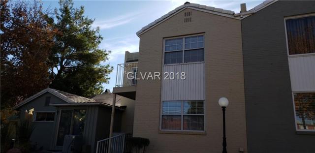 712 Tam O Shanter, Las Vegas, NV 89109 (MLS #2055191) :: The Snyder Group at Keller Williams Marketplace One