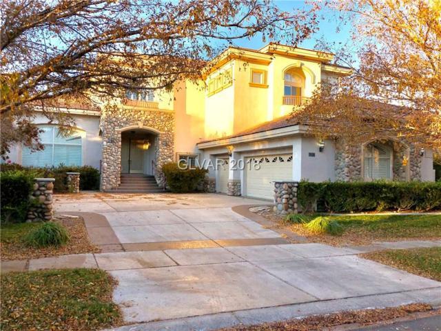 9328 Provence Garden, Las Vegas, NV 89145 (MLS #2055222) :: The Snyder Group at Keller Williams Marketplace One