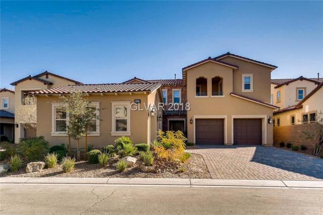 4047 Villa Rafael, Las Vegas, NV 89141 (MLS #2055224) :: The Snyder Group at Keller Williams Marketplace One