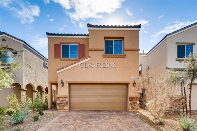 1123 Jesse Harbor, Henderson, NV 89014 (MLS #2055251) :: The Snyder Group at Keller Williams Marketplace One