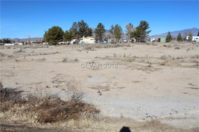 3080 W Pittman, Pahrump, NV 89060 (MLS #2055281) :: Vestuto Realty Group