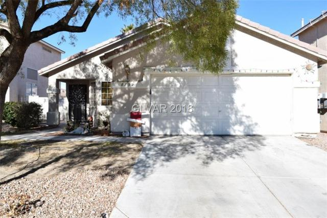 8832 Tumblewood, Las Vegas, NV 89143 (MLS #2055284) :: The Snyder Group at Keller Williams Marketplace One