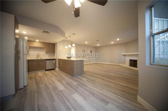905 Boulder Springs #101, Las Vegas, NV 89128 (MLS #2055324) :: Sennes Squier Realty Group
