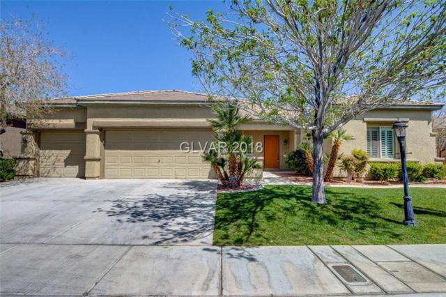 5666 Golden Leaf, Las Vegas, NV 89122 (MLS #2055327) :: The Snyder Group at Keller Williams Marketplace One