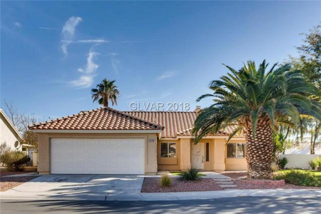 4628 Richins, Las Vegas, NV 89122 (MLS #2055414) :: The Snyder Group at Keller Williams Marketplace One