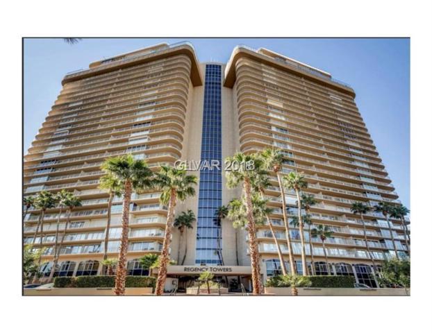 3111 Bel Air 5E, Las Vegas, NV 89109 (MLS #2055434) :: Sennes Squier Realty Group