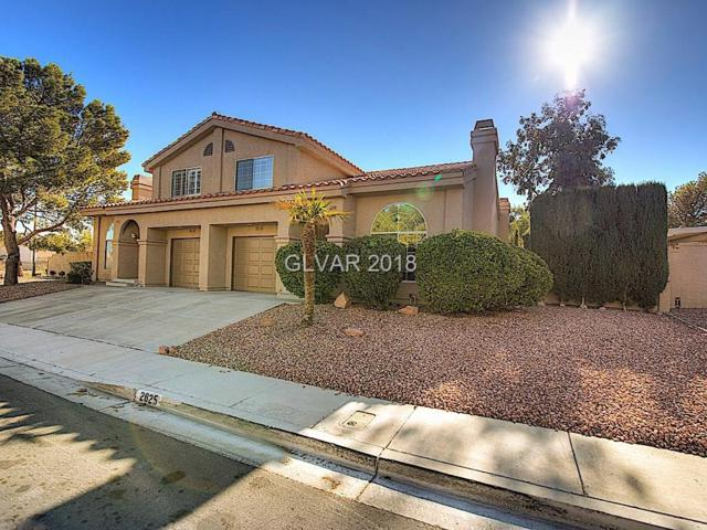 2825 Shannon Cove, Henderson, NV 89074 (MLS #2055442) :: The Snyder Group at Keller Williams Marketplace One