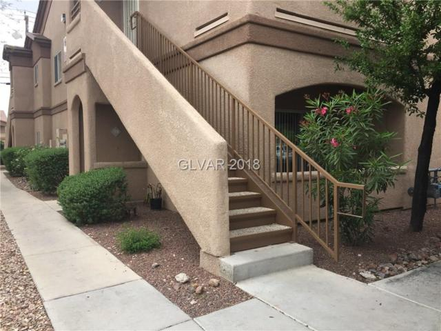 5750 Hacienda #120, Las Vegas, NV 89122 (MLS #2055464) :: Trish Nash Team
