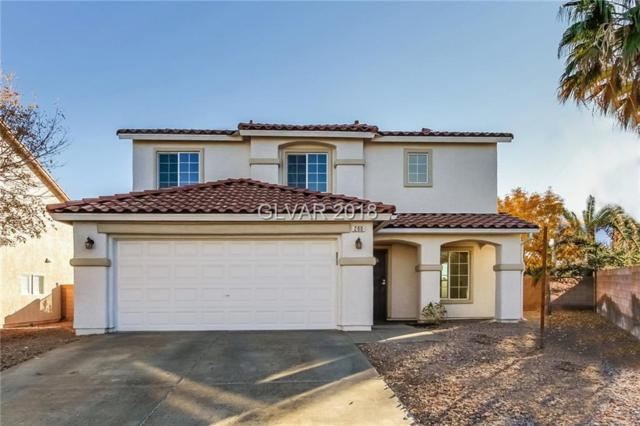 200 White Butte, Henderson, NV 89012 (MLS #2055584) :: The Snyder Group at Keller Williams Marketplace One