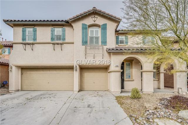 7292 Commanche Agate, Las Vegas, NV 89179 (MLS #2055589) :: Vestuto Realty Group