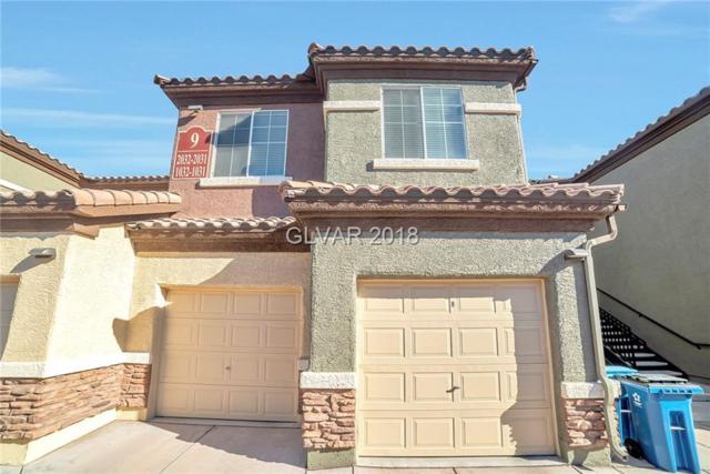 8324 Charleston #2031, Las Vegas, NV 89145 (MLS #2055595) :: Sennes Squier Realty Group