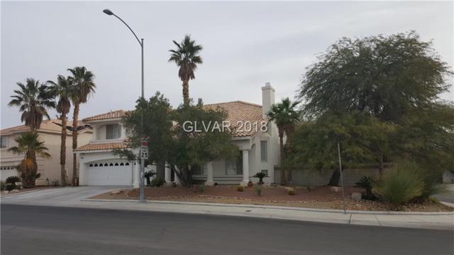 3800 Beacon Point, Las Vegas, NV 89129 (MLS #2055600) :: Sennes Squier Realty Group