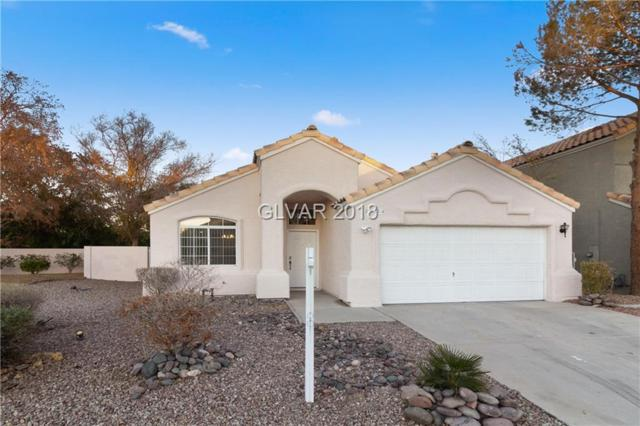 2124 Feather Bush, Henderson, NV 89074 (MLS #2055623) :: Sennes Squier Realty Group