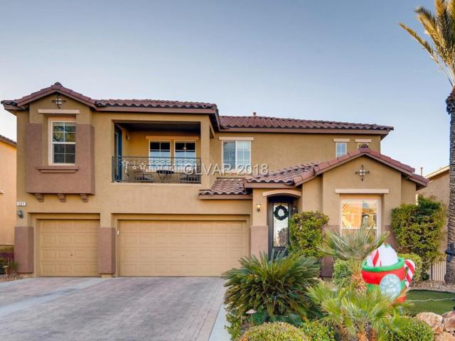991 Perfect Berm, Henderson, NV 89002 (MLS #2055627) :: Sennes Squier Realty Group