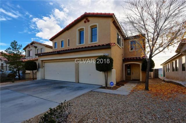 10119 Canyon Hills, Las Vegas, NV 89148 (MLS #2055638) :: Sennes Squier Realty Group