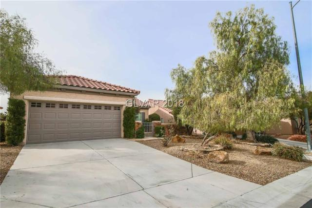 2751 Sapphire Desert, Henderson, NV 89052 (MLS #2055644) :: The Snyder Group at Keller Williams Marketplace One