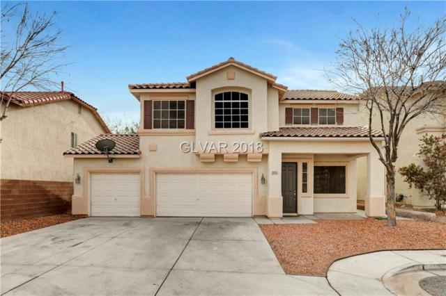 9555 Newton Grove, Las Vegas, NV 89148 (MLS #2055705) :: Vestuto Realty Group