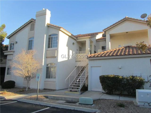 75 Valle Verde #1521, Henderson, NV 89074 (MLS #2055715) :: The Snyder Group at Keller Williams Marketplace One