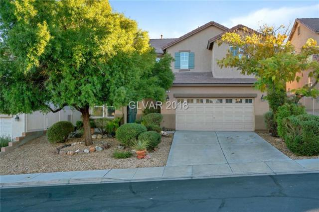 719 Pacific Cascades, Henderson, NV 89012 (MLS #2055734) :: The Snyder Group at Keller Williams Marketplace One