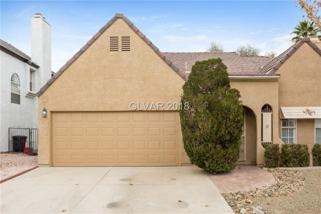7212 Chesterton, Las Vegas, NV 89128 (MLS #2055811) :: The Snyder Group at Keller Williams Marketplace One