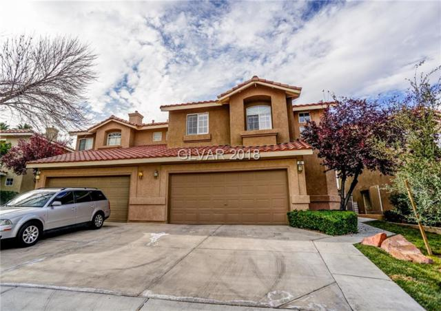 85 Broken Rock, Henderson, NV 89074 (MLS #2055868) :: The Snyder Group at Keller Williams Marketplace One