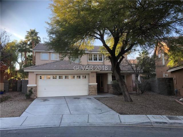 1201 Bainberry Ridge, Las Vegas, NV 89144 (MLS #2055950) :: The Snyder Group at Keller Williams Marketplace One