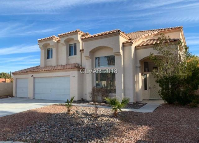 4708 English Ivy, Las Vegas, NV 89130 (MLS #2055994) :: The Snyder Group at Keller Williams Marketplace One