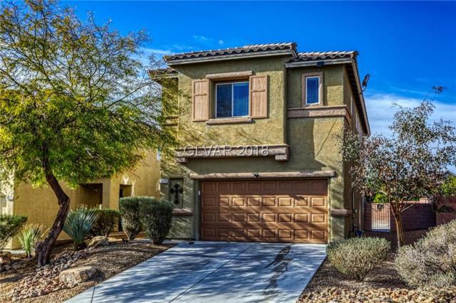 5829 Buckwood Mote, North Las Vegas, NV 89081 (MLS #2056015) :: Vestuto Realty Group