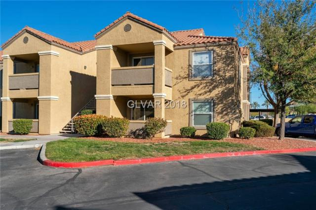 2300 Silverado Ranch #1068, Las Vegas, NV 89183 (MLS #2056044) :: The Snyder Group at Keller Williams Marketplace One