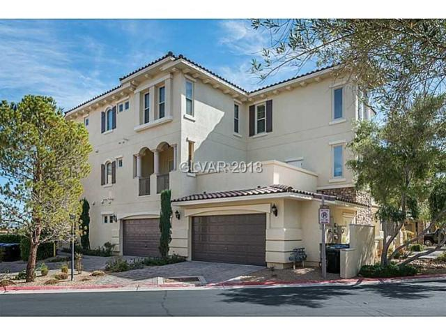 40 Luce Del Sole #1, Henderson, NV 89011 (MLS #2056060) :: The Snyder Group at Keller Williams Marketplace One