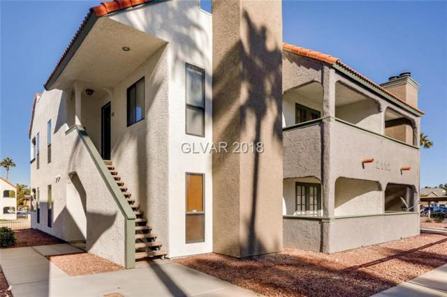 2112 Sunfish Dr A, Henderson, NV 89014 (MLS #2056153) :: The Snyder Group at Keller Williams Marketplace One