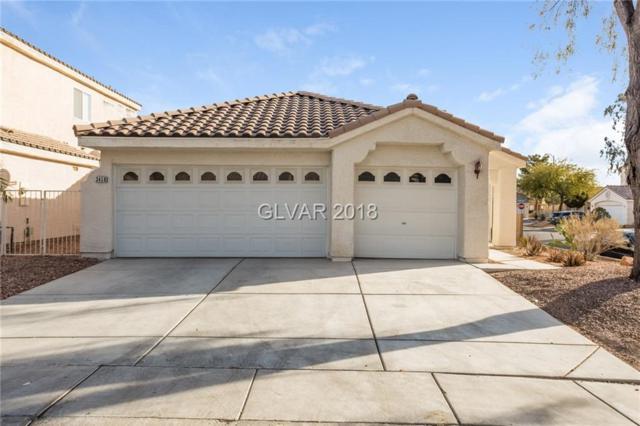 3418 Flats, North Las Vegas, NV 89032 (MLS #2056233) :: Vestuto Realty Group
