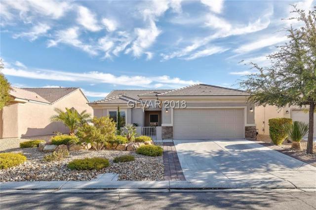 7730 Coast Jay, North Las Vegas, NV 89084 (MLS #2056404) :: Vestuto Realty Group